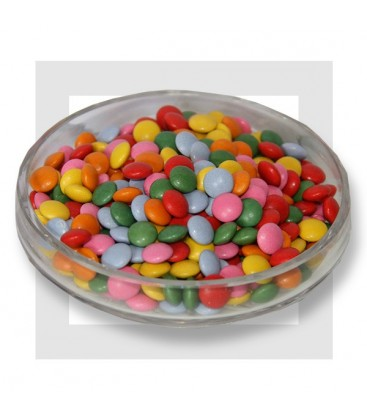MINI-LENTILLES CHOCOLATEES