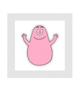 BARBAPAPA en composition de bonbons
