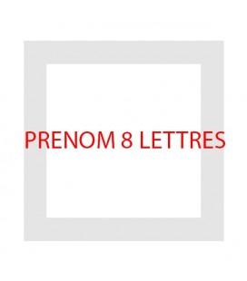 SON PRENOM en 8 Lettres et plus