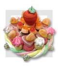 FRAISE ET CUPCAKES Gâteaux de bonbons