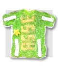 MAILLOT de FOOT AS St-Etienne - composition de bonbons