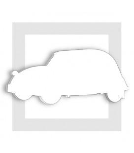 voiture 2CV CITROEN