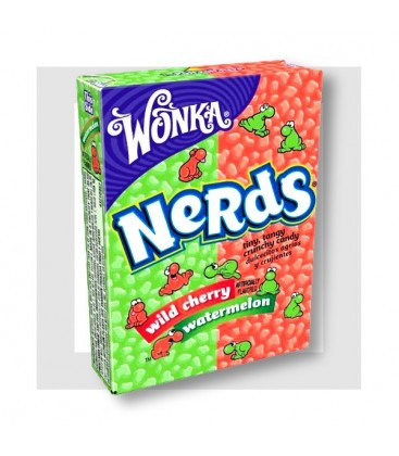Wonka Nerds Watermelon and Cherry