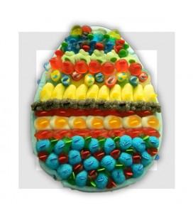 AUTRUCHE gros oeuf en bonbons