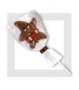 STAR NAGE de Pâques en chocolat