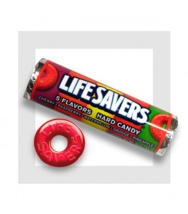 LIFE SAVERS BONBONS AUX 5 PARFUMS