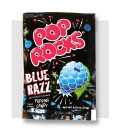 POP ROCKS BONBONS PÉTILLANTS À LA FRAMBOISE BLEUE