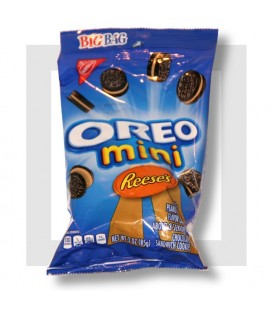NABISCO BISCUITS OREO BEURRE DE CACAHUÈTE REESE'S MINI