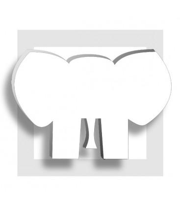 ELEPHANT D'AFRIQUE pour composition de bonbons
