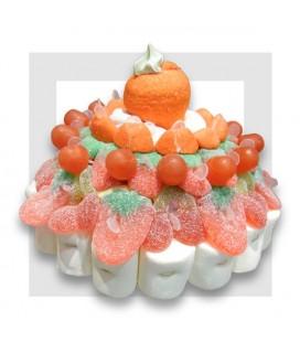 HEURES EXQUISES gâteau de bonbons