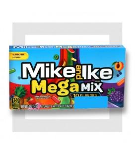 MIKE & IKE MEGA MIX - BONBONS AUX FRUITS