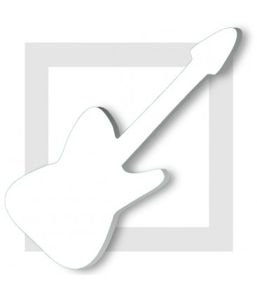 GUITARE ROCK pour composition de bonbon