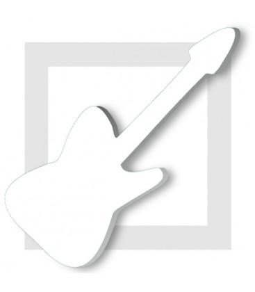 GUITARE ROCK pour composition de bonbon
