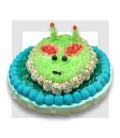 ALIEN gâteau de bonbon