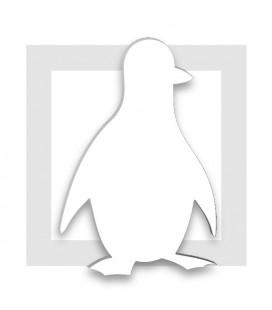 PIGLOO le pingouin pour composition de bonbons