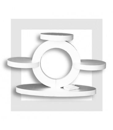 OSSAU présentoir polystyrène