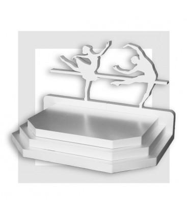 AMOURETTE présentoir en polystyrène