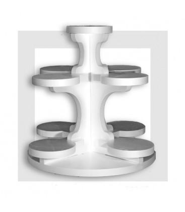 OLYMPE - Présentoir en polystyrène