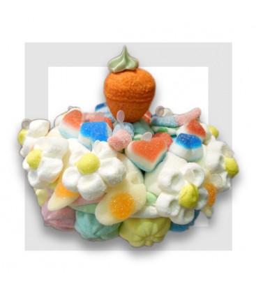 MINOS Gâteaux de bonbons profil