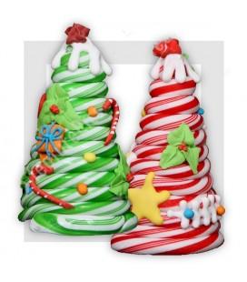 CANDY CANE CHRISTMAS TREE - Sucre d'orge en arbre de Noël