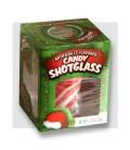 CANDY CANE SHOT GLASSES - Verre en sucre d'orge
