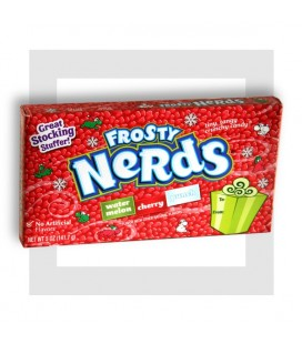 WONKA NERDS FROSTY - Mini bonbons aux fruits