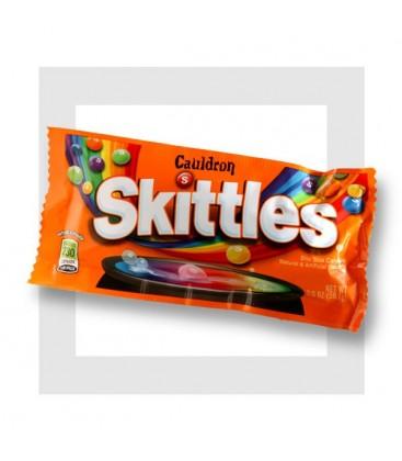 SKITTLES CAULDRON - bonbons américains