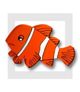NEMO poisson polystyrène à peindre
