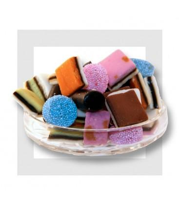 LIQUORICE ALLSORTS - bonbons anglais à la réglisse