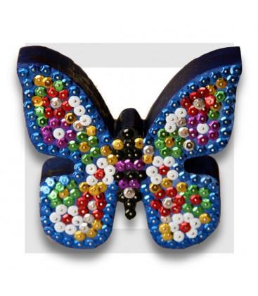 KIT SEQUIN - Papillon
