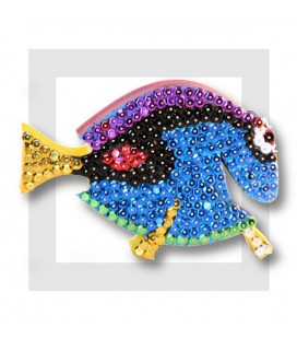 KIT SEQUIN - Le poisson Dory