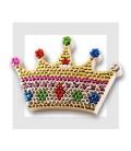 KIT SEQUIN - La couronne de princesse - modèle