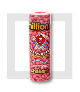 Millions Shakers Strawberry - Fraise