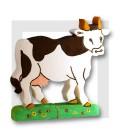 """KROWKA dit """"bonbon vache"""""""
