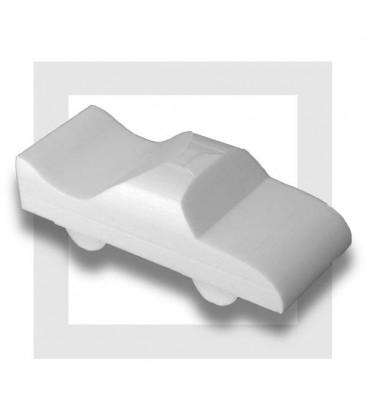 Voiture Car 3D - support à bonbon en polystyrène