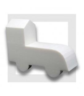 Le Petit Train d'autrefois - Support pour composition de bonbons en 3D