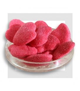 Cœurs Fourrés - Bonbons gélifiés