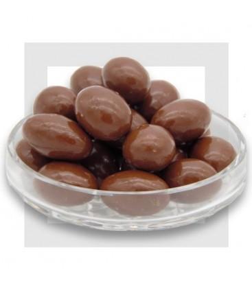 Amandes Enrobees de chocolat au lait