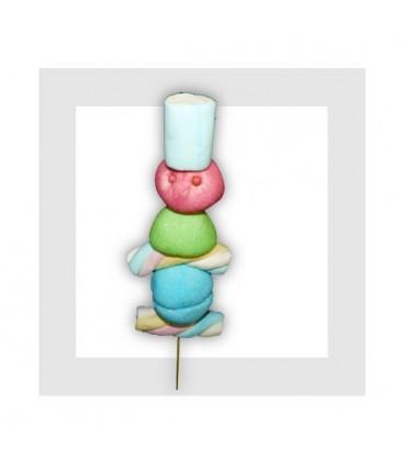 Pipo -Brochette de bonbons