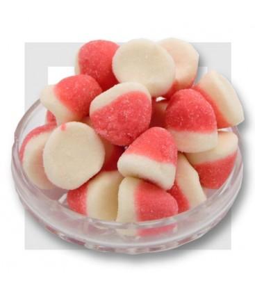GROS BISOUS à la fraise -bonbons gélifiés