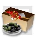 LES OLIVETTES en Ballotin - chocolat dragéifié de haut de gamme