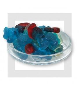PETITS SCHTROUMPFS-Bonbons Gélifiés lisses