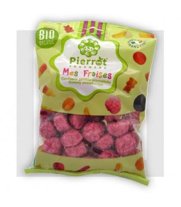 Bonbons a la fraise Bio
