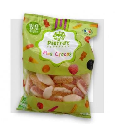 Mes Croco Bio -bonbons acides bio