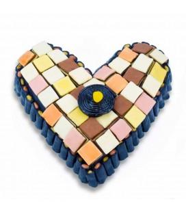 Cœur de réglisse Haribo