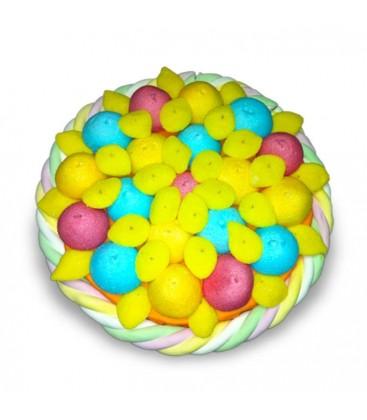 Tarte aux citrons - gâteau de bonbons