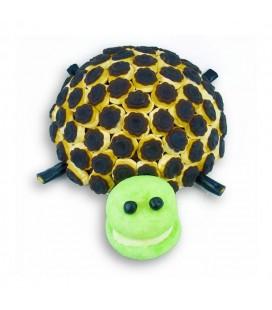 Samie la tortue de bonbons