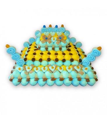 "Gâteau de bonbons oriental "" Marrakech """