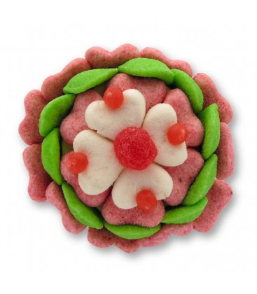 La Reine Margot - Rose en bonbons