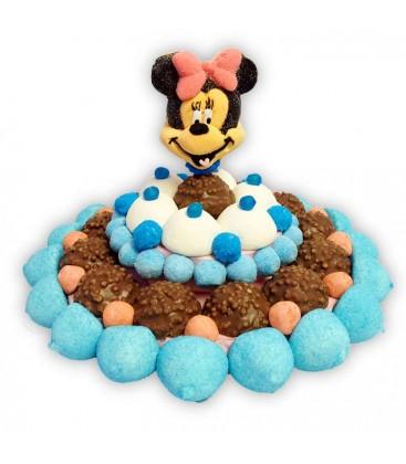 Grande tarte Minnie Choco